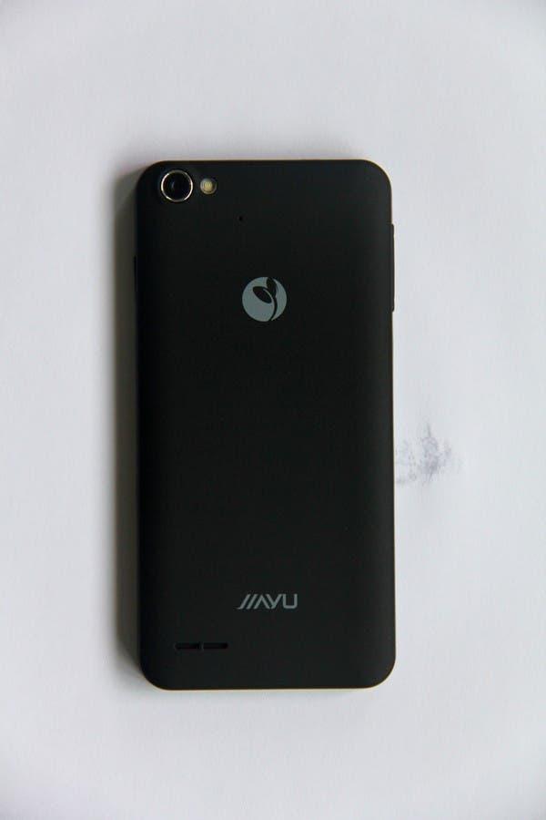 Jiayu G4 black rear
