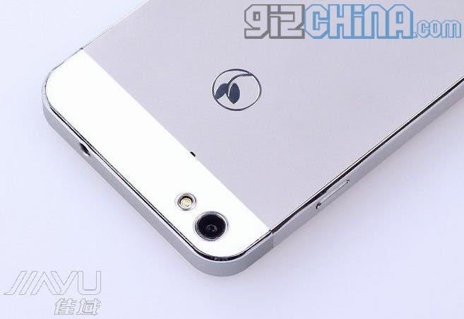 jiayu g5 stainless steel body