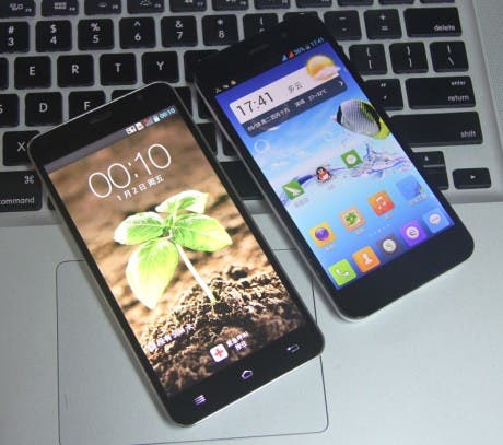 jiayu s1 and jiayu g4 Snapdragon powered JiaYu S1 Benchmarks hit almost 24,000 points!