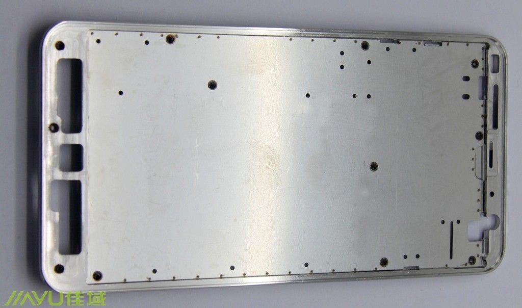 jiayu s1 stainless steel