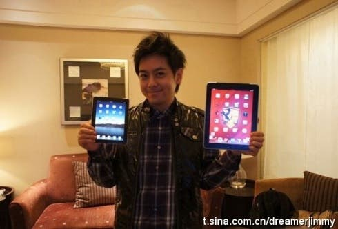 jimmy lin ipad mini leak 10 Things we know about the iPad 3 (sort of)