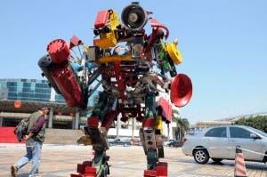 junk transformer in china