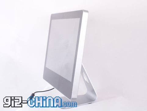 This Chinese 18inch All in on PC Looks Like An iMac