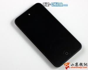 new iphone 5 clone looks like ipod touch