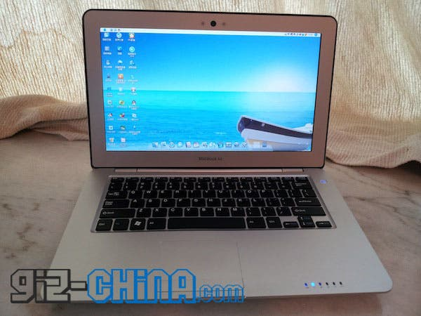 13.3 inch Macbook Pro Air Spotted in China?