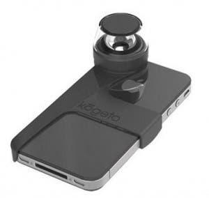 Kogeto Dot,iphone 4 panorama camera,iphone panorama cameras,iphone 3d panorama,iphone camera lens,iphone camera accessory