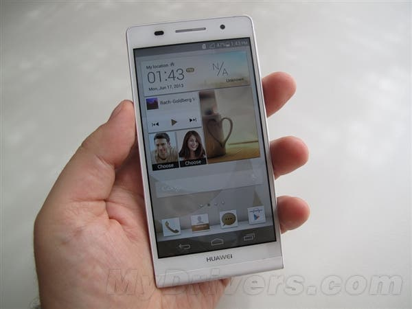 leaked huawei ascend p6 hands on 2