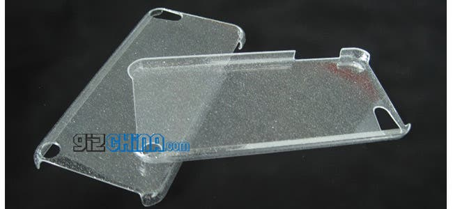 leaked ipod touch 5 cases rear flash