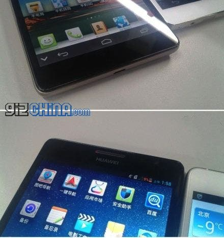 leaked phtotos of huawei ascend mate