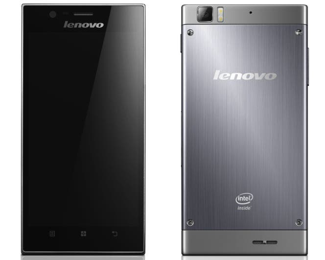 Lenovo K900 becomes first Intel Clover Trail smart-phone with 5.5-inch display and 6.9mm body!