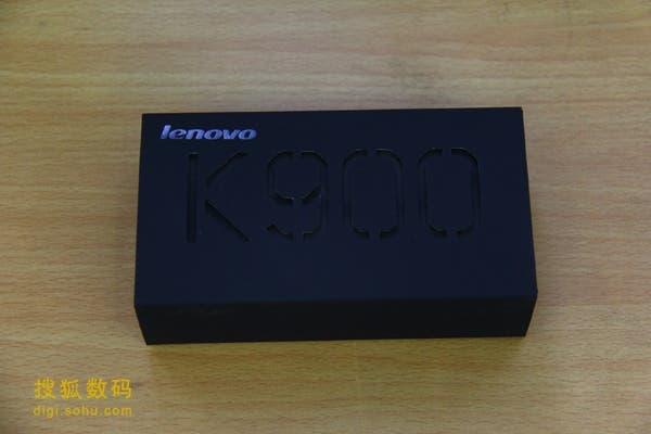 lenovo k900 box