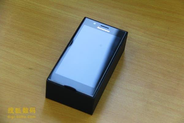 lenovo k900 unboxing