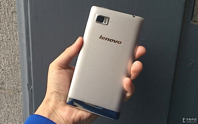 lenovo k910 rear Lenovo K910 is an updated K900 with Snapdragon 800 CPU