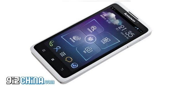 Lenovo S890 has 5-inch display and dual-core MT6577T CPU!