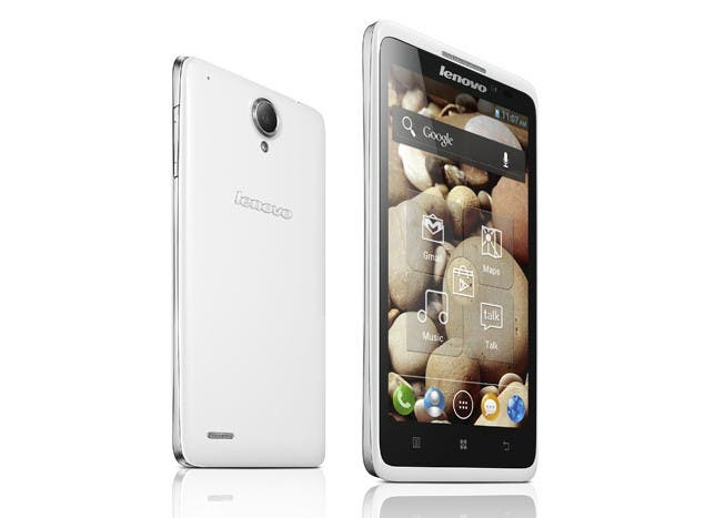 5-inch Lenovo S890 shown at CES