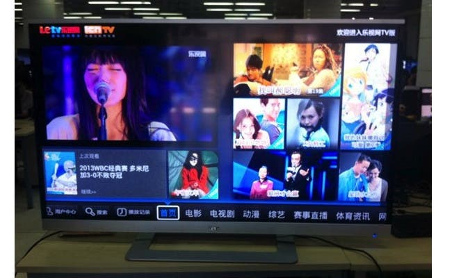 letv smart tv spy photo