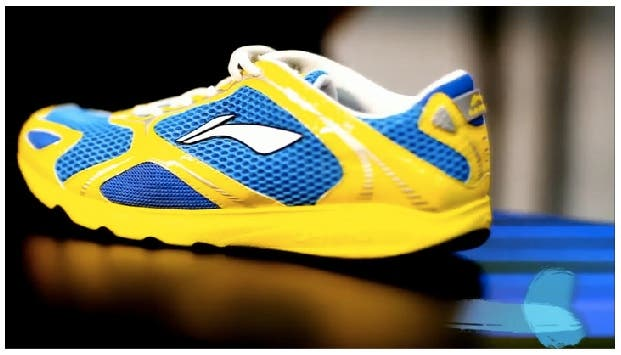 li ning smart shoes