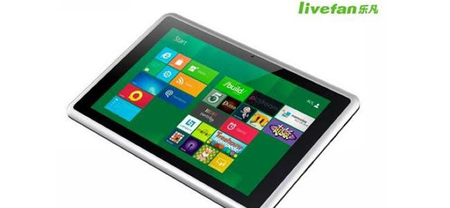 China's Windows 8 Tablet arrives to take on the Surface for just $320