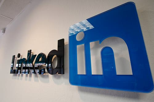 LinkedIn possibly expanding in China.