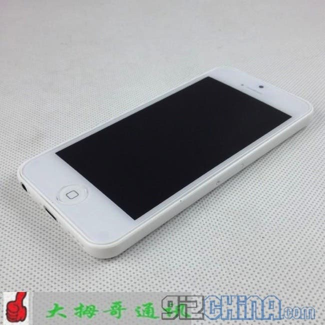 low cost iphone leaked china 5