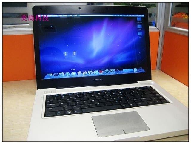 Macbook Clone