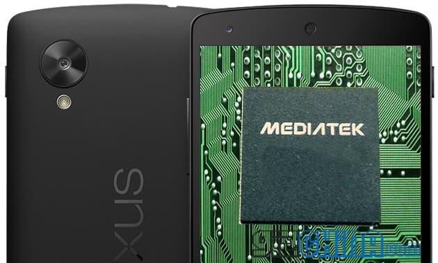 mediatek nexus