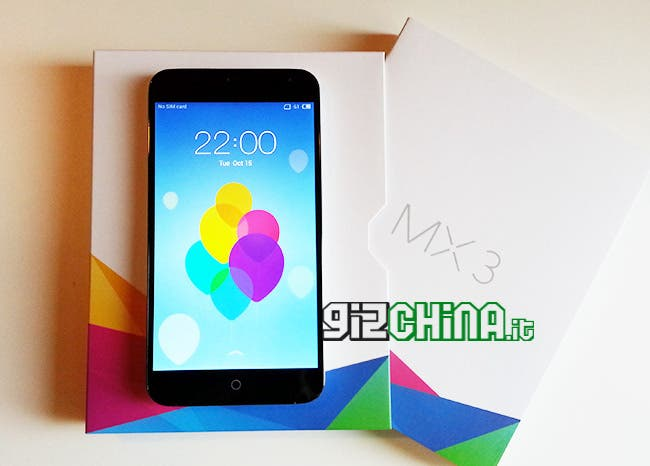 meizu mx3 hands on review video