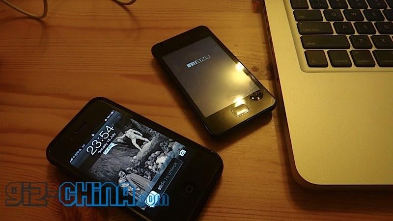 meizu m9 vs iphone 4 2 years on