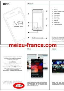 meizu m9 user manual ce