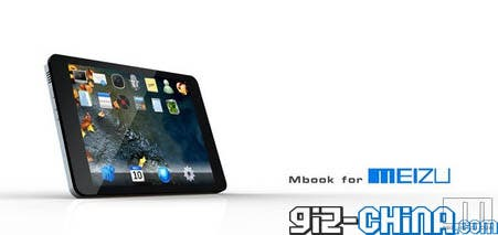 meizu mBook android tablet Meizu CEO Confirms Meizu mPad Tablet Exists!