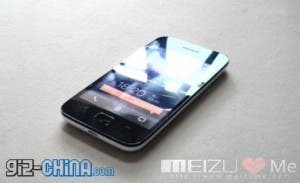 meizu mx quad core cpu smartphone