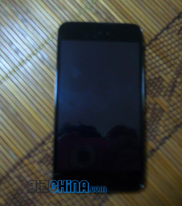 meizu mx2 leaked photos front