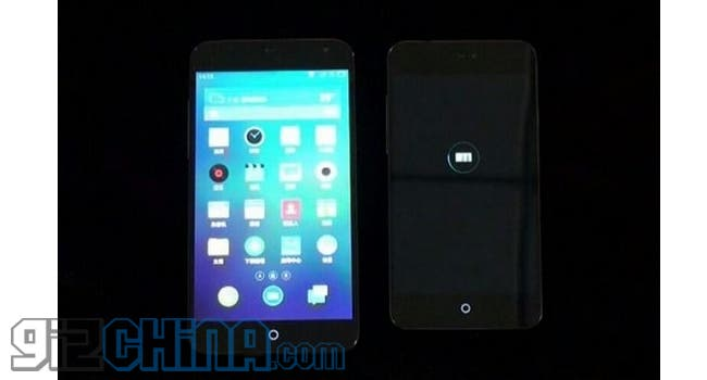 meizu mx3 leaked 3 Just 30min till launch, but has the Meizu MX3 already been exposed?