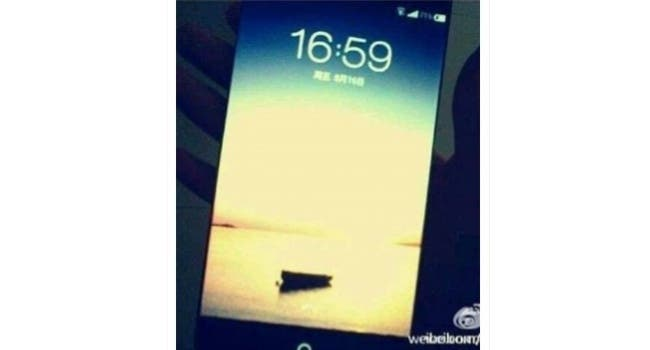 Blurry cam captures the Meizu MX3 and Flyme 3.0