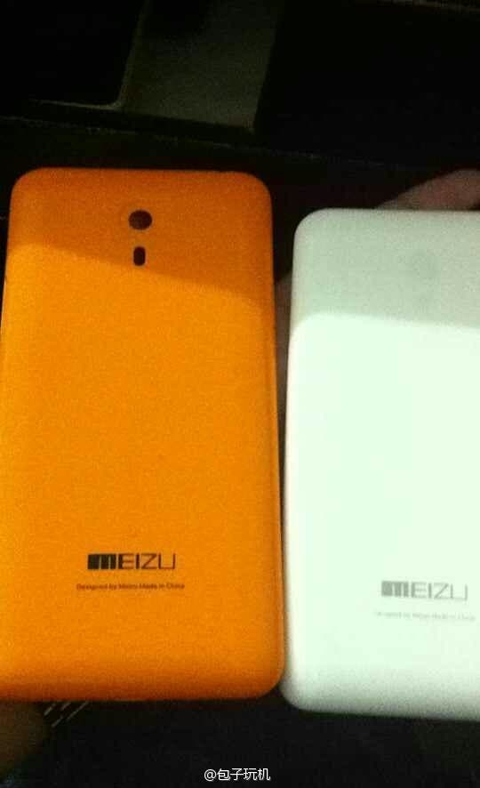 meizu note leaked