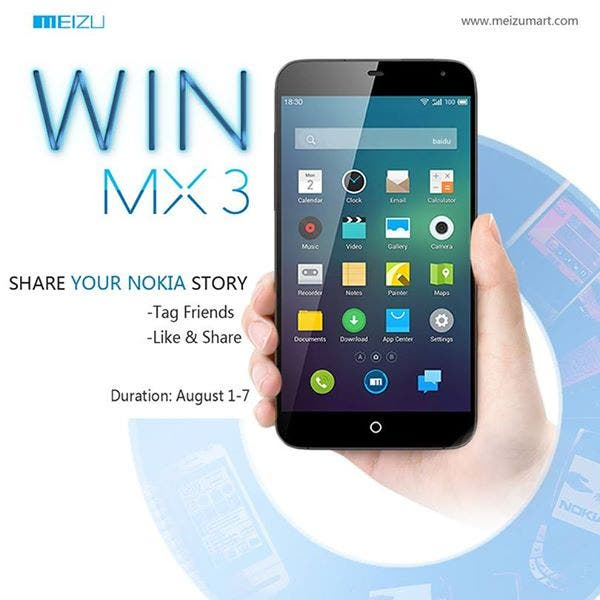 win meizu mx3