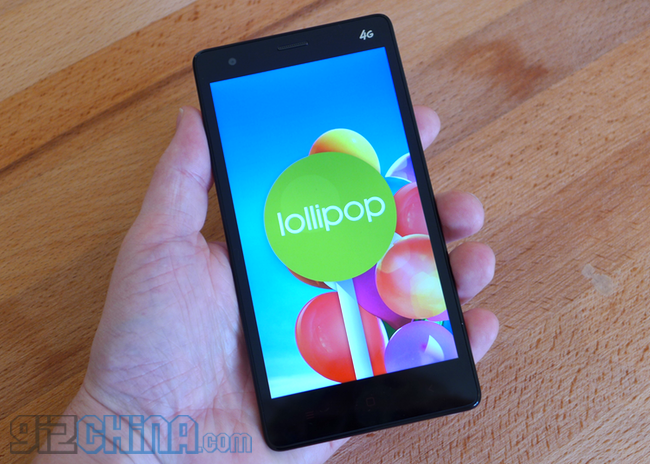 mlais m52 lollipop update hands on