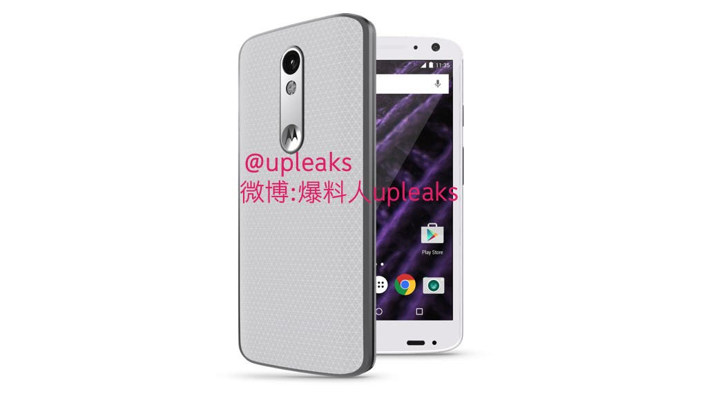 moto x force bounce leak