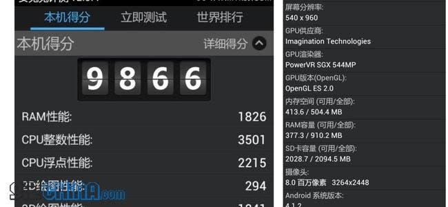 Mystery Lenovo MT6589 Quad-core benchmarks leaked!
