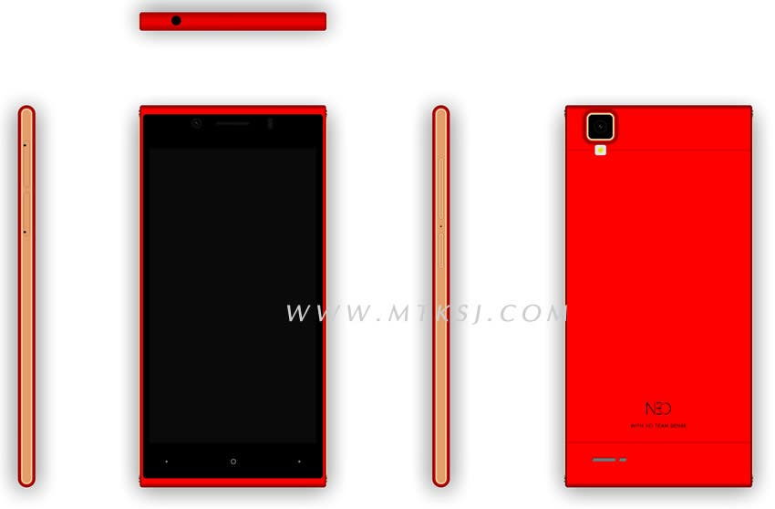 neo leo poppy android phone
