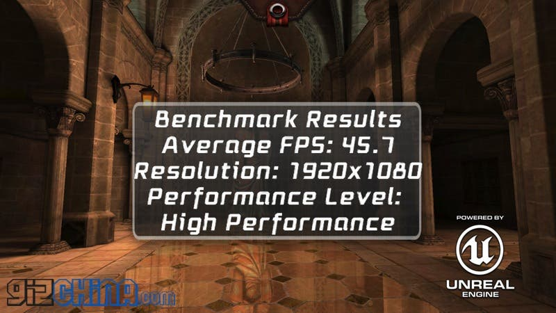 neo n003 epic citadel benchmark Update: Neo N003 Review   Has it been worth the wait?