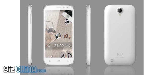 neo no3 quad core mt6589 android specifications