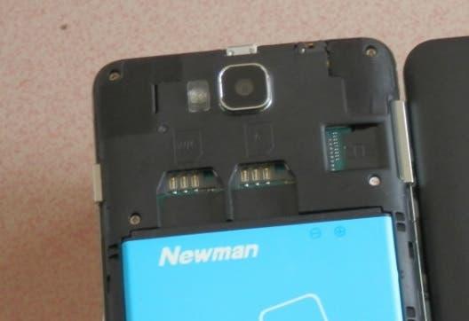 newman k1 dual sim