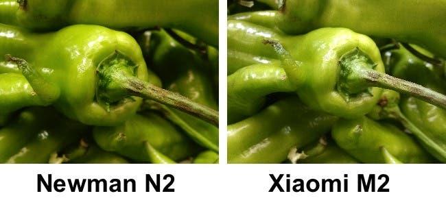 newman n2 vs xiaomi m2 photo shootout