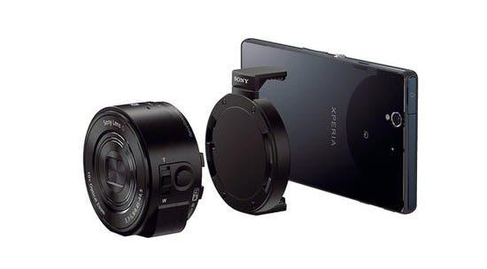 nfc camera lens
