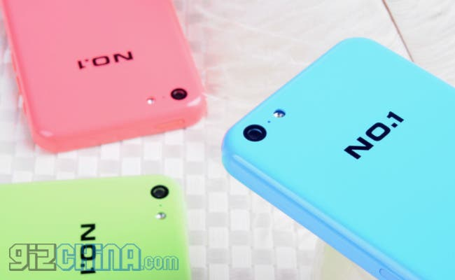 no 1 iphone 5c clone china 2