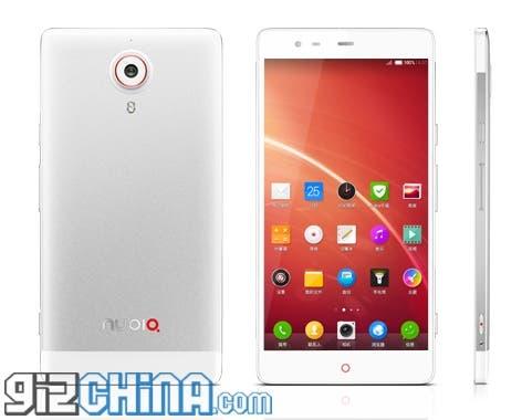 zte nubia x6 price in china least