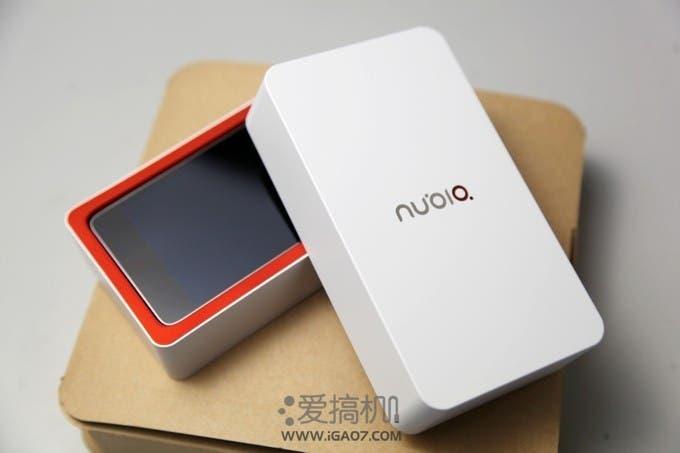 nubia z5 unboxing
