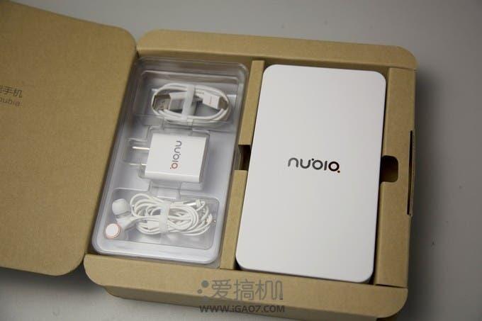 nubia z5 unboxing photo 1