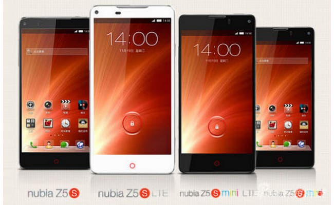 Grand S II among list of devices to be showcased by ZTE at CES 2014